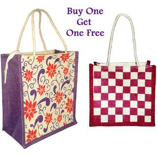 Eco Friendly Jute Bags Combo