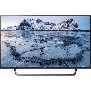 Sony 123.2cm (49) Full HD Smart LED TV(KLV-49W672E, 2 x HDMI, 2 x USB) KLV-49W672E