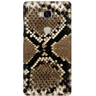 Mobicture Pearls And Beads Premium Printed High Quality Polycarbonate Hard Back Case Cover For Huawei Honor 5X With Edge To Edge Printing