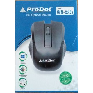 Prodot Mouse MU253s