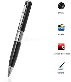 Spy Pen HD Video Camera DVR Audio Video Camcorder