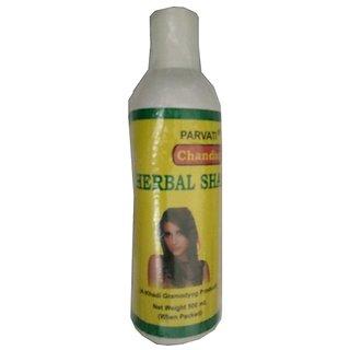 Khadi Chandan Herbal Shampoo 500 ML (Pack of 1)