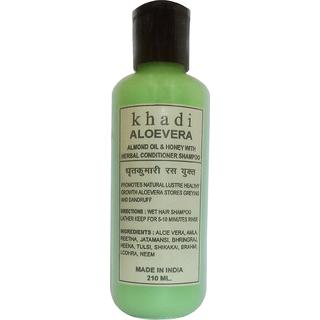 Khadi Alovera Shampoo 210 ML (Pack of 1)