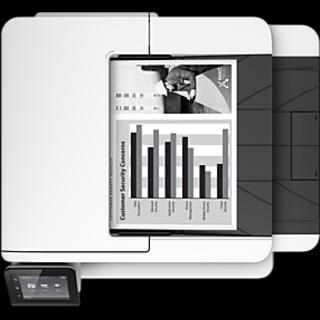 HP LaserJet Pro MFP M427dw (Print, Scan, Copy, Wireless, Auto Duplex)  (C5F97A)