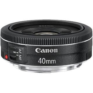 Canon EF 40 f/2.8 STM Lens DSLR Lenses