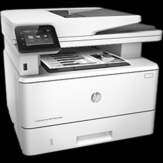 HP LaserJet Pro MFP M427fdw (Print Scan Copy Fax Network Auto Duplex Wireless) (C5F99A)