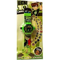 Only4you  Ben 10 Projector Watch