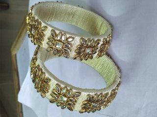 Anuarts Silk thread Bangles