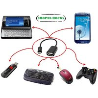 Micro USB OTG SYNC Cable FOR ALL SMART PHONES BY SHOP99.ROCKS