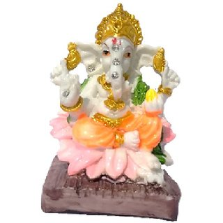 Marble Look Beautiful Shri Ganesh (Polymarble)