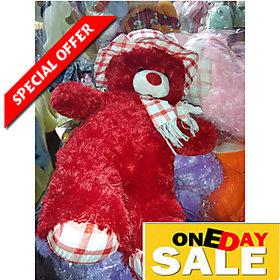 Cute Teddy Bear - Red