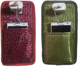 Bagther Mobile Charging Pouch Set of 2