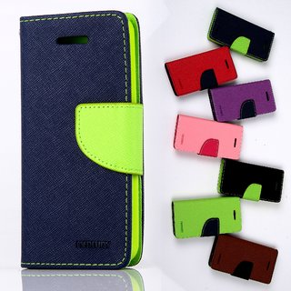 Mercury Flip Diary Case Cover for Samsung J7