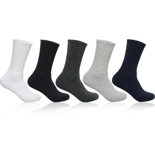 Supersox Mens Pack of 3 Sports Regular Terry Cotton Socks