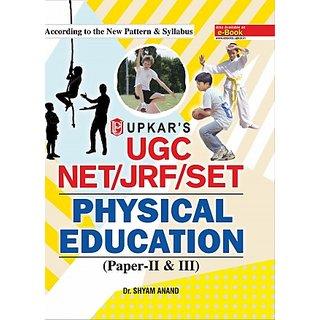 UGC-NET/JRF/SLET Physical Education (Paper II  III)