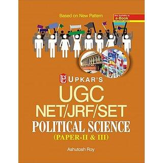 UGC NET/JRF/SET Political Science (Paper II  III)