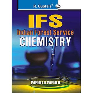 UPSC-IFS Exam Chemistry (Including Paper I  II) Main Exam Guide