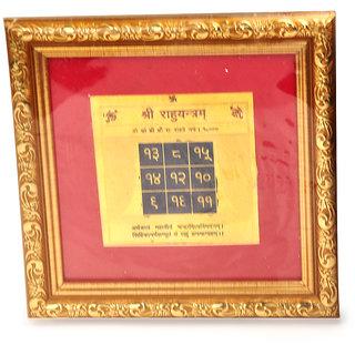 Rahu Yantra 4x4 with frame