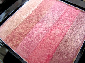 Radiant Glow Shimmer Brick-03 With 1 Makeup Brush