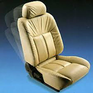 Musicar  Hyundai Xcent Beige Leatherite Car Seat Cover with 1 Year Warranty And Steering cover  Free