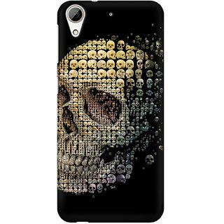 Mobicture Evolution Of The  Premium Printed High Quality Polycarbonate Hard Back Case Cover For HTC Desire 626 With Edge To Edge Printing