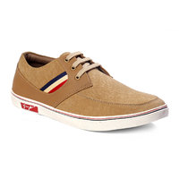 ON ROCKERS MEN'S BEIGE CASUAL SHOES