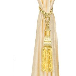 Angel Style Curtains Tieback- Set Of 10