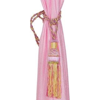 Stylish Curtain Tie Back - 4 Pc