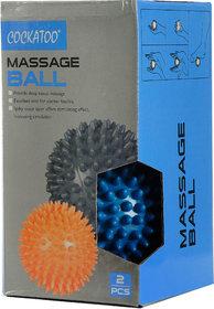 cockatoo Massage ball set 9cm 7 cm