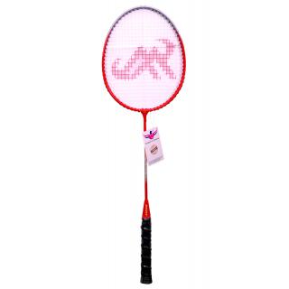 Morex MS- 950 G4 Strung Badminton Racquet (Multicolour Weight 112gm) With three fourth racket cover