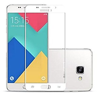 Buy Samsung Galaxy J7 Max Full Screen Coverage Tempered Glass Screen