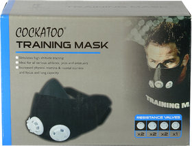 cockatoo training Mask