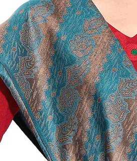 JARS Collections Designer Woolen Shawl