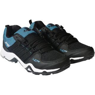 Lancer Men's Black Running Shoes