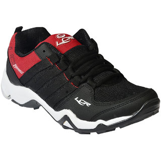 Lancer Men's Black Training Shoes