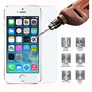 IPhone 5s Screen Tempered Glass Protection