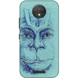 Sketchfab Latest Design High Quality Printed Soft Silicone Back Case Cover For Motorola Moto C