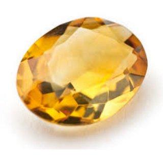 11.25 Ratti Pitambari Neelam Yellow Sapphire IGL Certified