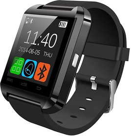 Bluetooth Smart Watch U8 Black