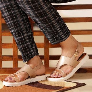 Funku Fashion Women Pink Sandal