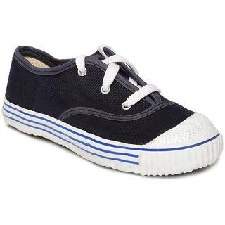 Paragon Kids Blue School Shoes