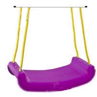Oh Baby, Baby (Pink) Plastic Swing For Your Kids  SE-SJ-33