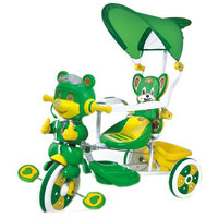 Oh Baby, Baby MINI Musical GREEN Color Tricycle For You