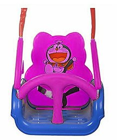 Oh Baby, Baby (PINK-BLUE) Plastic Swing For Your Kids  SE-SJ-29