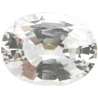 Be You Natural Nigerian White Topaz AA Quality 4x5 mm size Faceted Oval Shape 100 pcs Loose gemstones