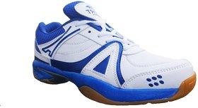 Port Storm Men's Multicolour Lace-up Tennis Shoes