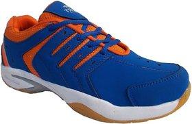 Port Force Men's Multicolour Lace-up Tennis Shoes