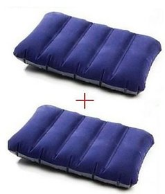 Punchline Blue Travel Pillows (Buy 1 Get 1)