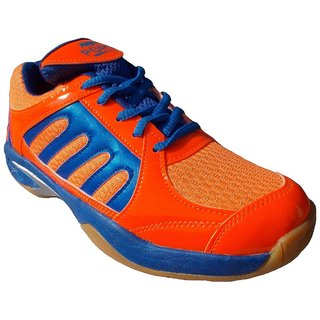 Port Hit Mens Multicolour Lace-up Tennis Shoes