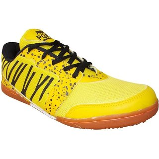 Port Leory Mens Multicolour Lace-up Tennis Shoes